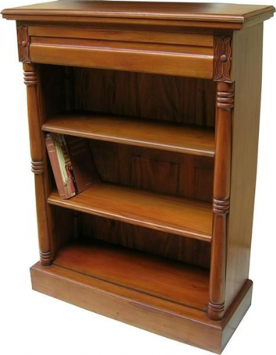 Medium Bookcase in Mahogany